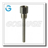 stainless steel or brass high quality thermowells