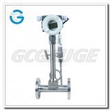 High quality LUGB vortex flowmeters